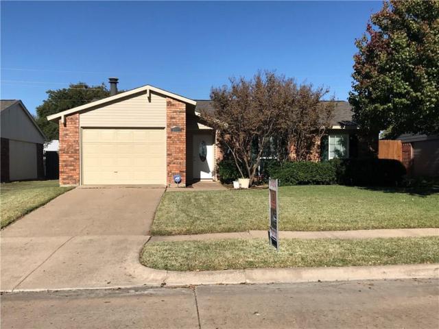 5509 Gates Drive, The Colony, TX 75056 (MLS #13974024) :: Baldree Home Team
