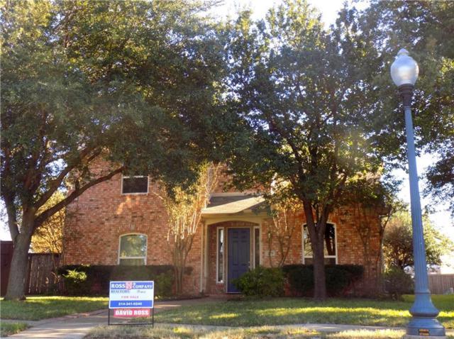329 Parkhurst Lane, Allen, TX 75013 (MLS #13974036) :: Robbins Real Estate Group