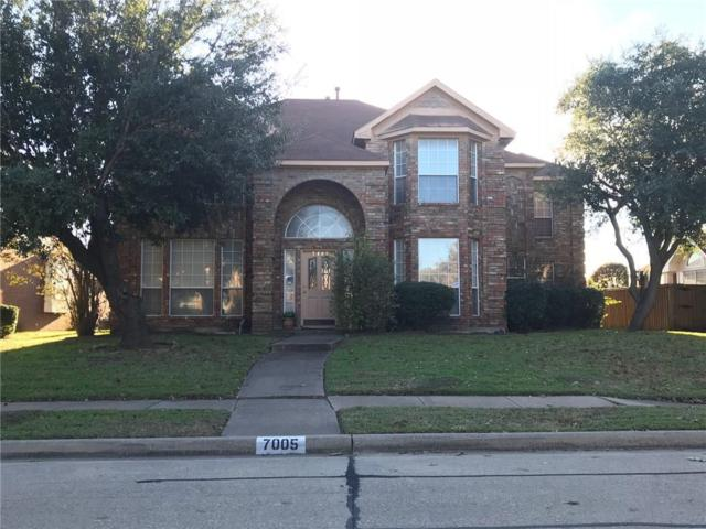 7005 Tremont Lane, Rowlett, TX 75089 (MLS #13974094) :: Baldree Home Team