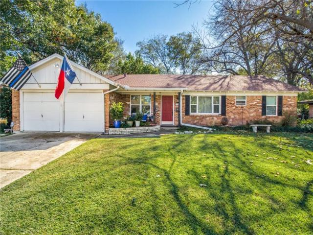 5729 Walla Avenue, Fort Worth, TX 76133 (MLS #13974117) :: RE/MAX Pinnacle Group REALTORS