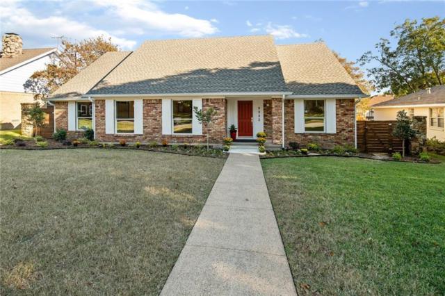 9332 Mercer Drive, Dallas, TX 75228 (MLS #13974119) :: The Holman Group