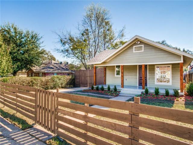 1138 Newport Avenue, Dallas, TX 75224 (MLS #13974161) :: Kimberly Davis & Associates