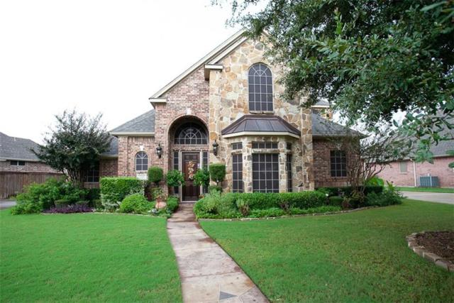 13845 E Riviera Drive, Fort Worth, TX 76028 (MLS #13974197) :: The Real Estate Station
