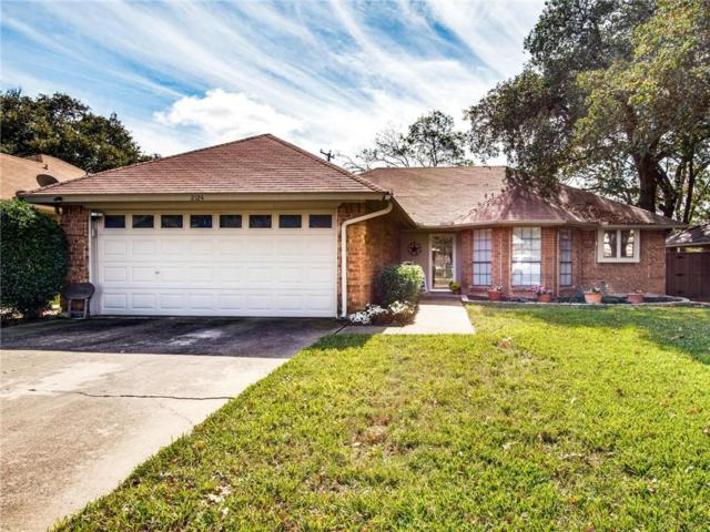 2124 Turf Club Drive, Arlington, TX 76017 (MLS #13974205) :: RE/MAX Town & Country