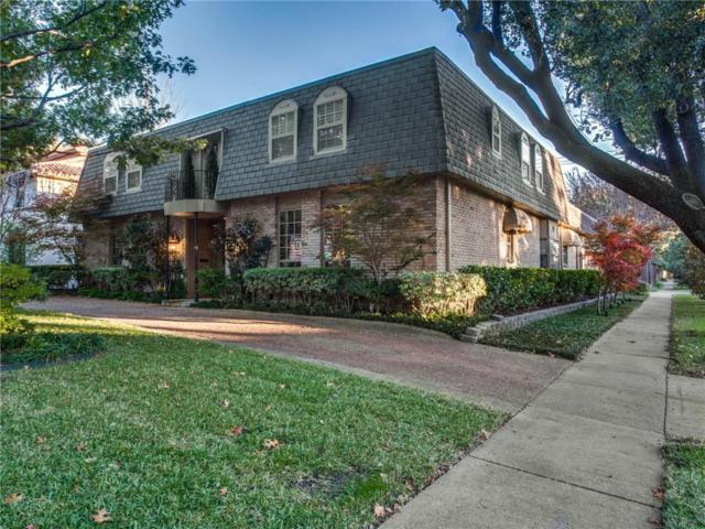 4673 Mockingbird Lane, Highland Park, TX 75209 (MLS #13974209) :: Robbins Real Estate Group
