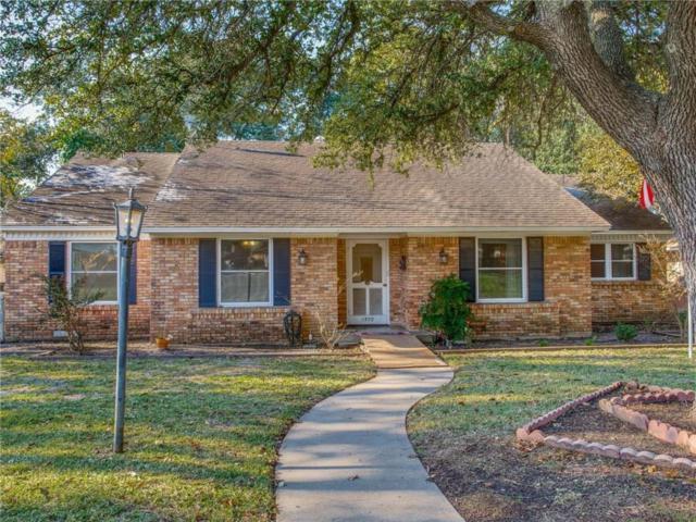 1570 Driftwood Drive, Dallas, TX 75224 (MLS #13974245) :: NewHomePrograms.com LLC