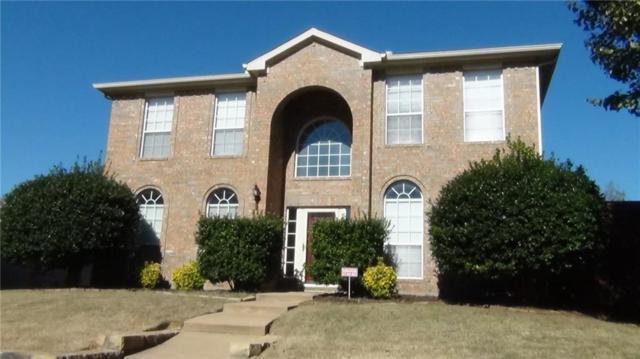 1218 Heritage Parkway S, Allen, TX 75002 (MLS #13974247) :: Robbins Real Estate Group