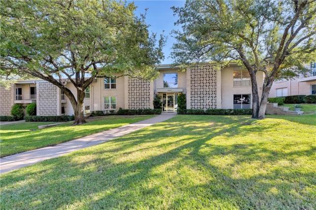2303 Ridgmar Plaza #24, Fort Worth, TX 76116 (MLS #13974289) :: Team Hodnett