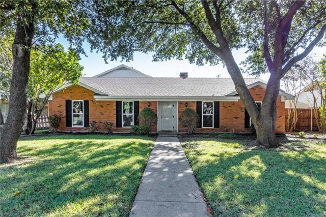 2804 Canyon Valley Drive, Richardson, TX 75080 (MLS #13974306) :: Robbins Real Estate Group