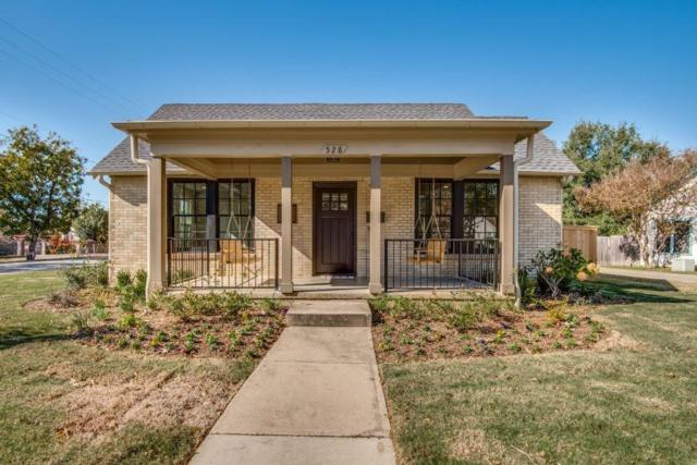 528 S Dooley Street, Grapevine, TX 76051 (MLS #13974318) :: The Tierny Jordan Network