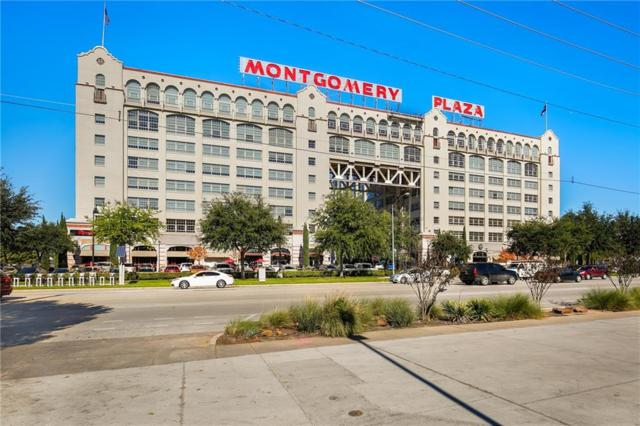 2600 W 7th Street #1531, Fort Worth, TX 76107 (MLS #13974323) :: The Heyl Group at Keller Williams