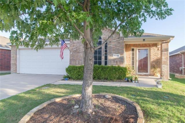 6408 Stone Lake Drive, Fort Worth, TX 76179 (MLS #13974347) :: Robbins Real Estate Group