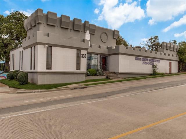 330 S R L Thornton, Dallas, TX 75203 (MLS #13974364) :: Robbins Real Estate Group