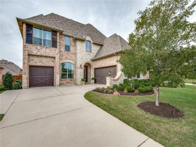 1070 Woodford Drive, Keller, TX 76248 (MLS #13974398) :: Team Tiller