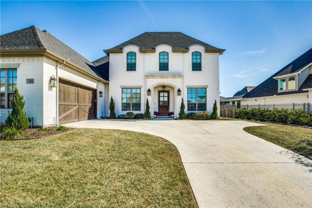 314 Creekview Terrace, Aledo, TX 76008 (MLS #13974415) :: Potts Realty Group