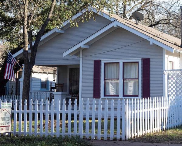409 W Wilson Street, Cleburne, TX 76033 (MLS #13974438) :: Potts Realty Group