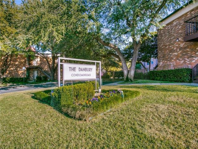 4949 Skillman Street #153, Dallas, TX 75206 (MLS #13974476) :: The Heyl Group at Keller Williams