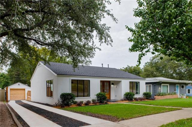 4004 Bryce Avenue, Fort Worth, TX 76107 (MLS #13974561) :: The Mitchell Group