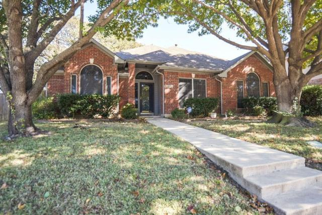 1905 Hidden Trail Drive, Lewisville, TX 75067 (MLS #13974634) :: Baldree Home Team