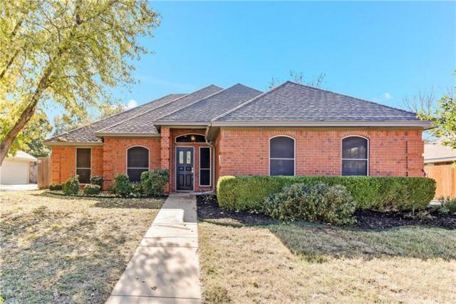 1729 Spinnaker Lane, Azle, TX 76020 (MLS #13974647) :: The Chad Smith Team