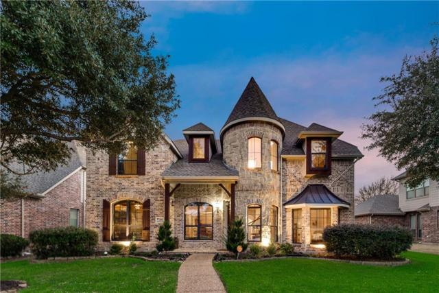 1109 Waterford Way, Allen, TX 75013 (MLS #13974649) :: Robbins Real Estate Group