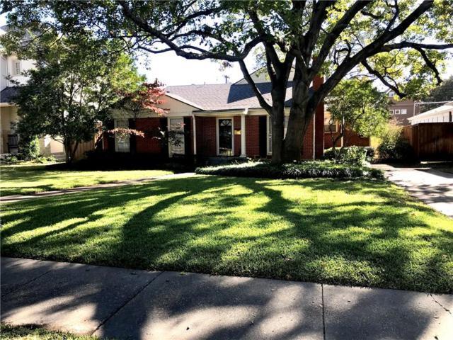 7322 Centenary Avenue, Dallas, TX 75225 (MLS #13974688) :: Robbins Real Estate Group