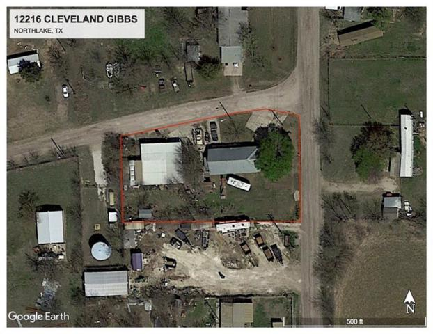 12216 Cleveland Gibbs Road, Roanoke, TX 76262 (MLS #13974690) :: Baldree Home Team
