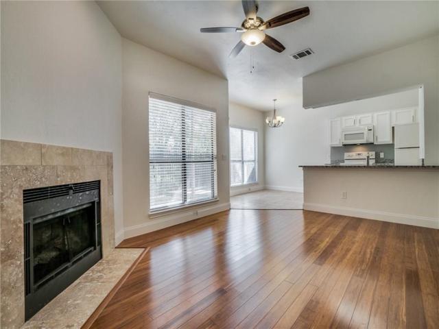 7340 Skillman Street #1108, Dallas, TX 75231 (MLS #13974703) :: The Heyl Group at Keller Williams