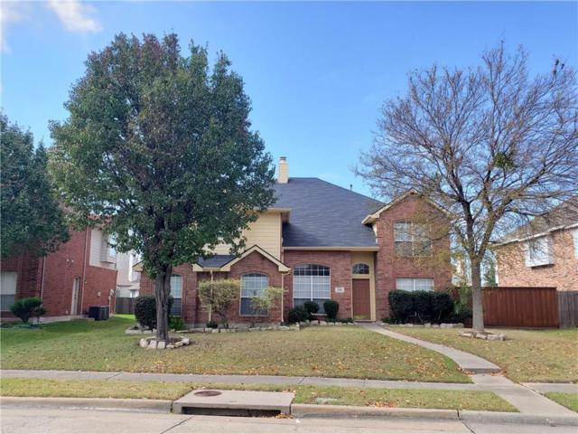 734 Eagle Lake Court, Allen, TX 75002 (MLS #13974804) :: Robbins Real Estate Group