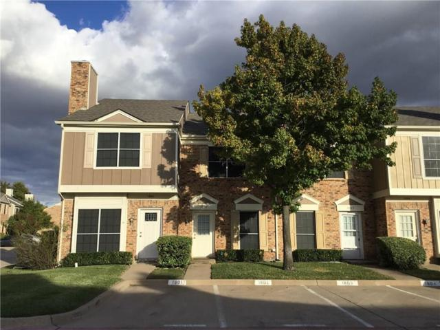 3801 14th Street #1801, Plano, TX 75074 (MLS #13974819) :: Real Estate By Design