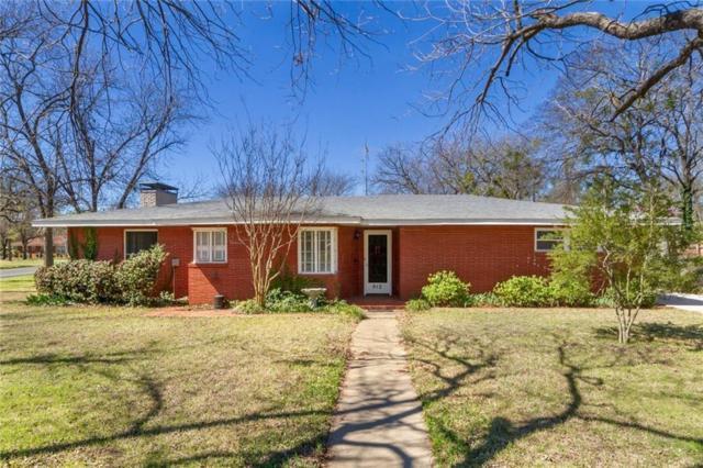 912 Forrest Avenue, Cleburne, TX 76033 (MLS #13974834) :: RE/MAX Pinnacle Group REALTORS