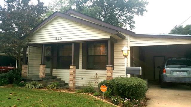 535 N Cowan Avenue, Lewisville, TX 75057 (MLS #13974836) :: Real Estate By Design
