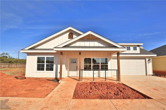 714 Bison Bend, Buffalo Gap, TX 79508 (MLS #13974863) :: Charlie Properties Team with RE/MAX of Abilene