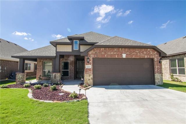 111 Gateway Drive, Alvarado, TX 76009 (MLS #13974908) :: Potts Realty Group
