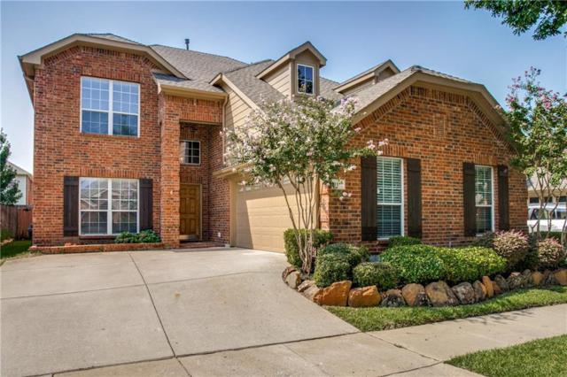 8113 Lonesome Spur Trail, Mckinney, TX 75070 (MLS #13974933) :: Real Estate By Design