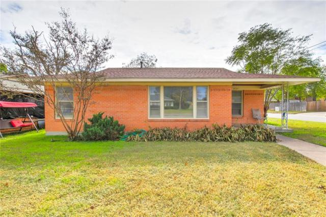 4737 Houghton Avenue, Fort Worth, TX 76107 (MLS #13975046) :: The Mitchell Group