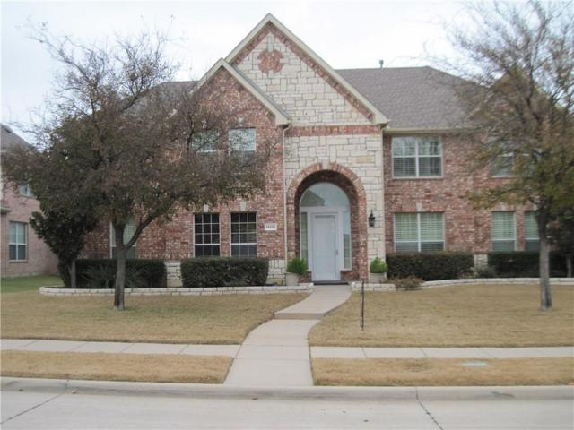 14836 Turnbridge Drive, Frisco, TX 75035 (MLS #13975066) :: Magnolia Realty