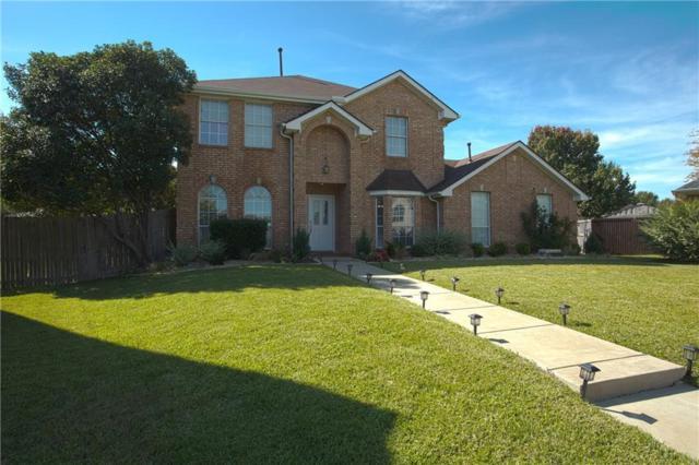 1512 Porsche Court, Plano, TX 75023 (MLS #13975084) :: Robbins Real Estate Group