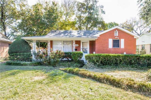 2914 San Paula Avenue, Dallas, TX 75228 (MLS #13975135) :: Robbins Real Estate Group