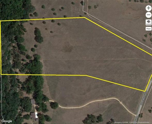 Lot 3b Stone Mountain, Marble Falls, TX 78654 (MLS #13975176) :: Real Estate By Design