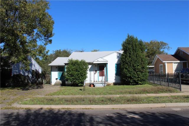 4435 Stigall Drive, Dallas, TX 75209 (MLS #13975182) :: The Heyl Group at Keller Williams