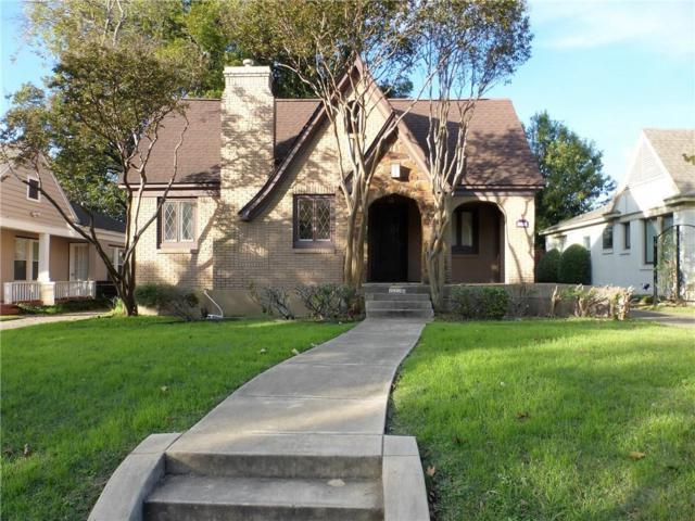 5219 Vanderbilt Avenue, Dallas, TX 75206 (MLS #13975273) :: Robbins Real Estate Group