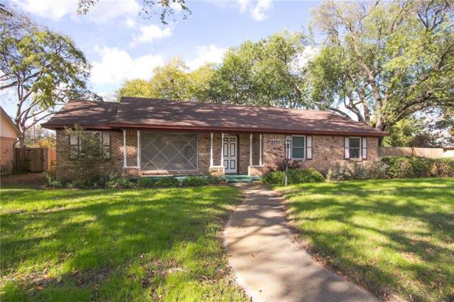 8561 Sweetwood Drive, Dallas, TX 75228 (MLS #13975285) :: Magnolia Realty