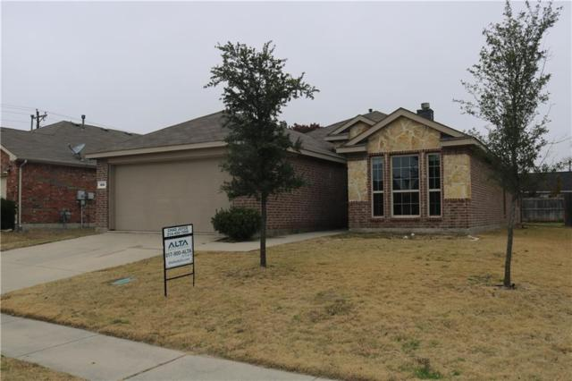 508 Bryn Mawr Lane, Van Alstyne, TX 75495 (MLS #13975321) :: RE/MAX Town & Country
