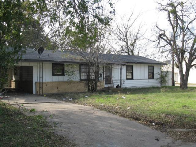 324 S 34th Street, Corsicana, TX 75110 (MLS #13975425) :: The Paula Jones Team | RE/MAX of Abilene