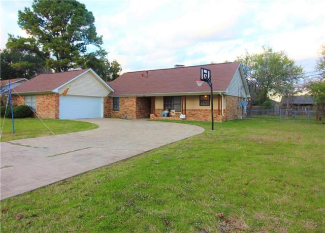 1617 Anthony Street, Kaufman, TX 75142 (MLS #13975454) :: The Real Estate Station