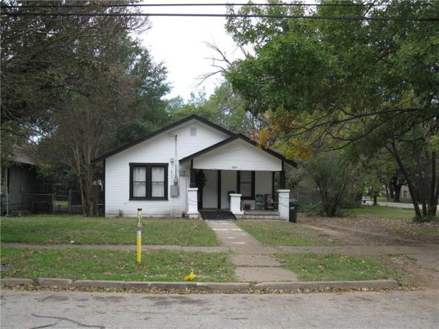 1504 Maplewood Avenue, Corsicana, TX 75110 (MLS #13975475) :: The Paula Jones Team | RE/MAX of Abilene