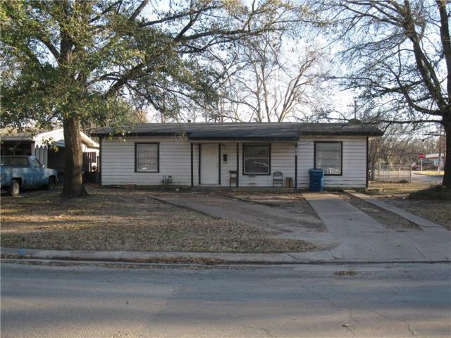 2807 W Collin Street, Corsicana, TX 75110 (MLS #13975484) :: The Paula Jones Team | RE/MAX of Abilene