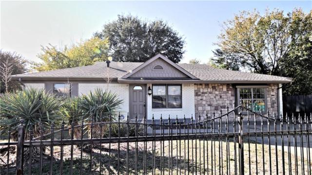 536 Rolling Ridge Drive, Lewisville, TX 75067 (MLS #13975487) :: Magnolia Realty