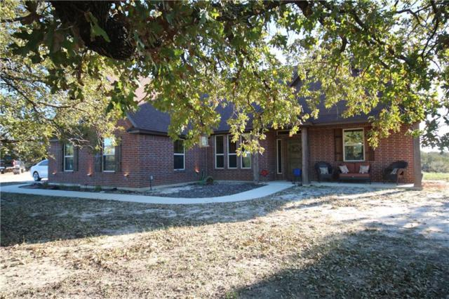 376 Bishop Drive, Weatherford, TX 76088 (MLS #13975519) :: The Mitchell Group